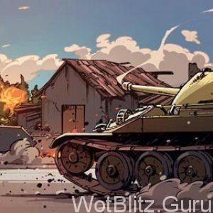 World of Tanks Blitz: игра кланами