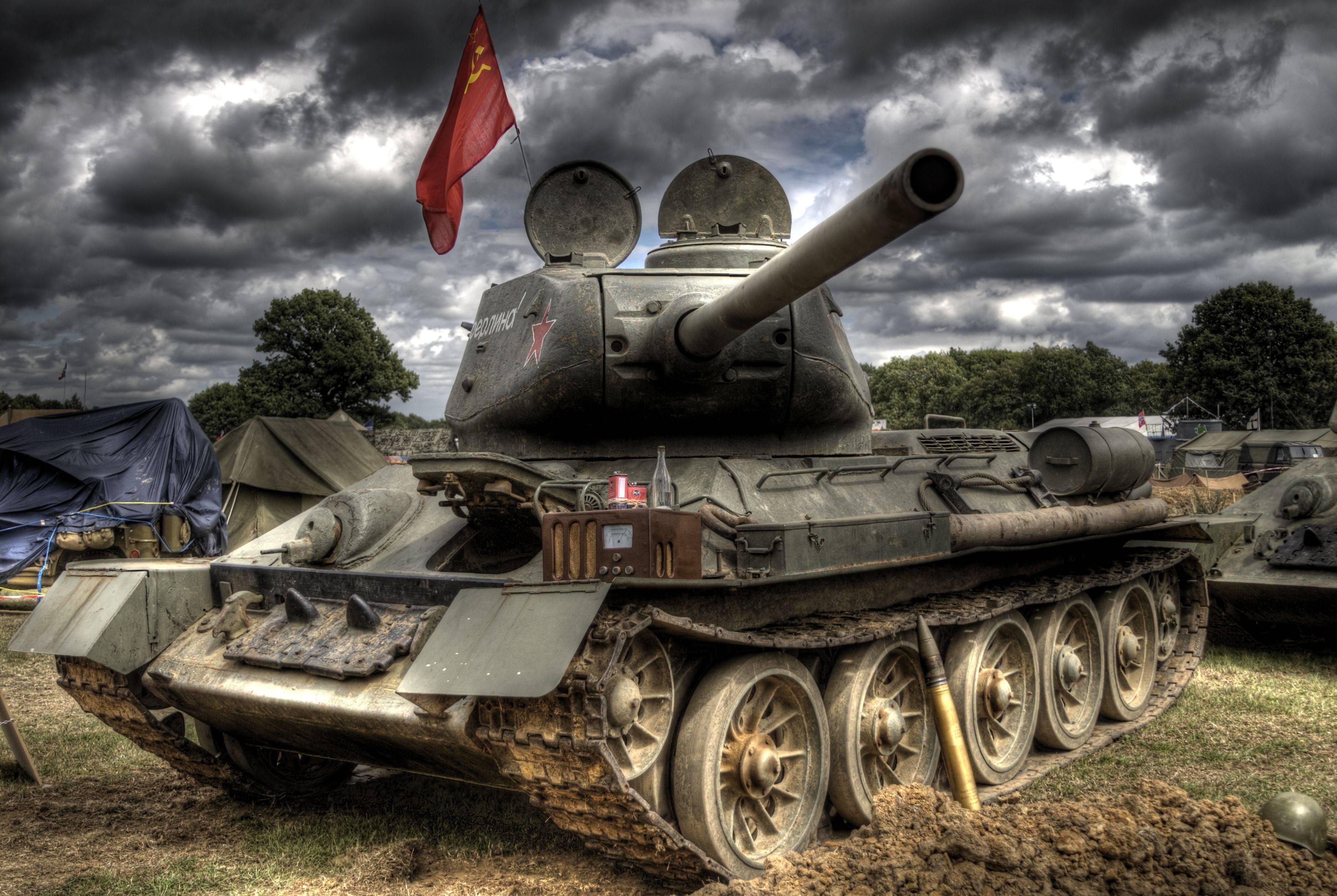 Советский Т 34
