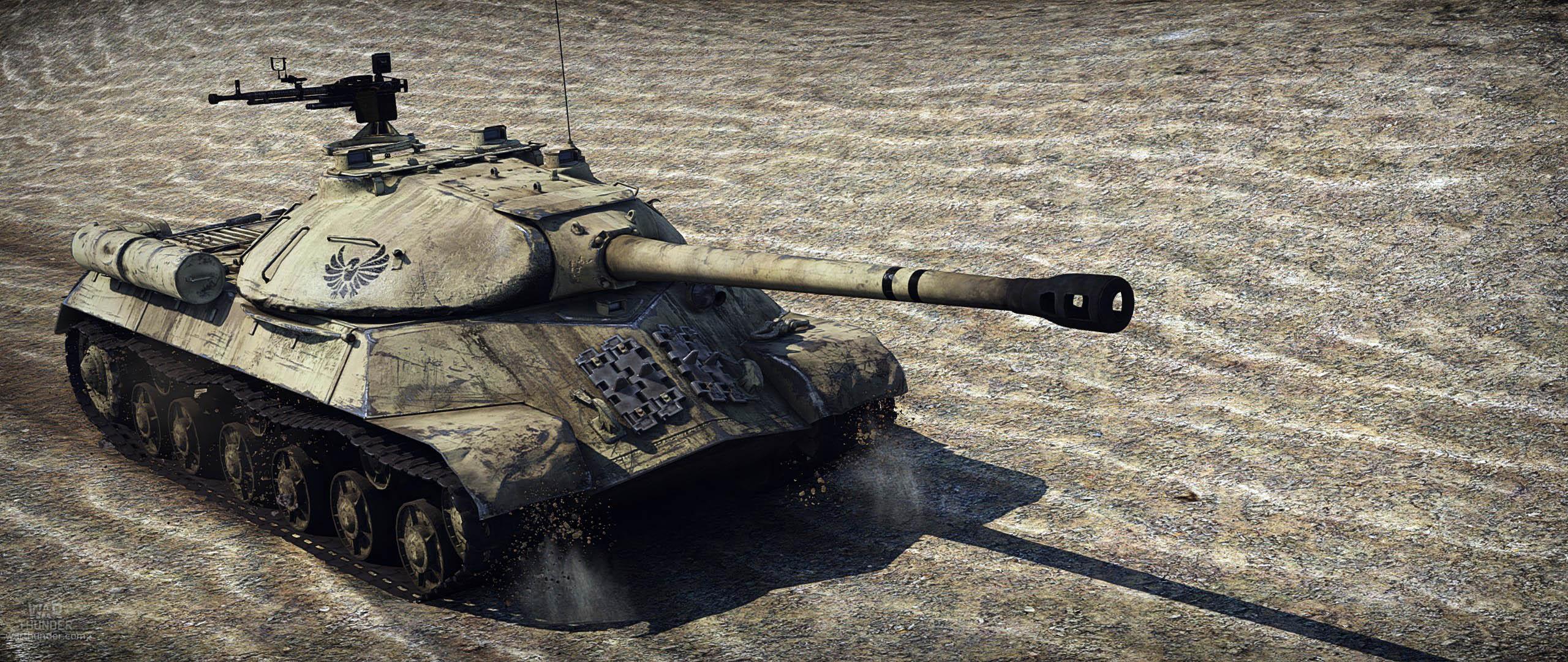 танк ис3