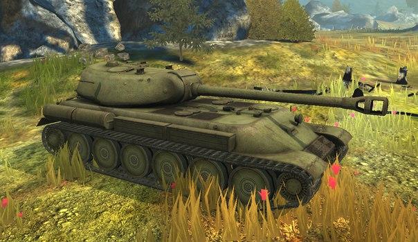 Танк ИС 2 Ш