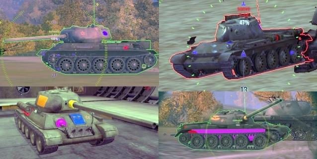 Скачать в world of tanks моды