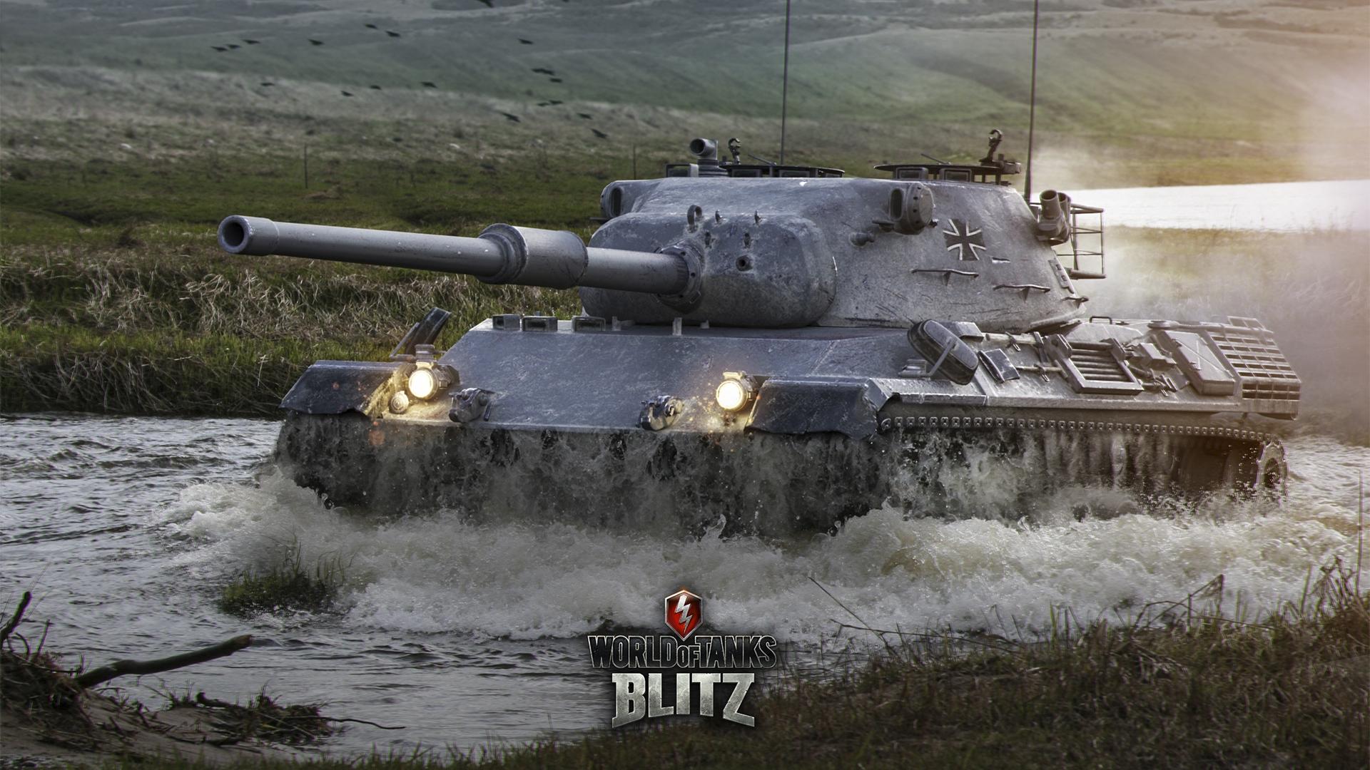 скачать World of Tanks Blitz