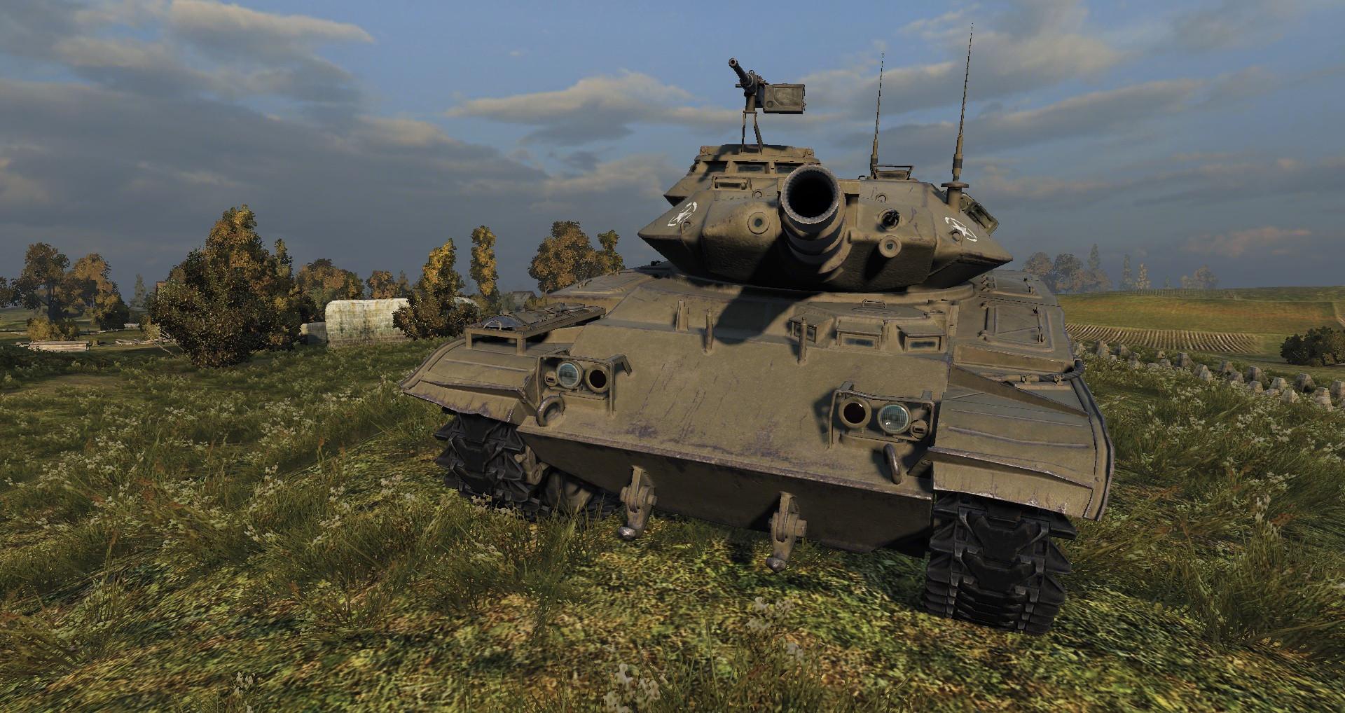 Американский Т 49