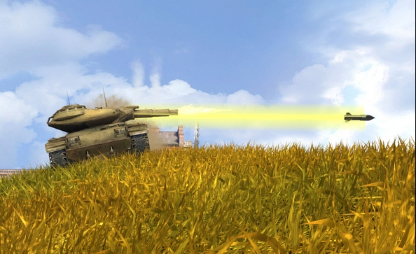 Т49 ПТУР