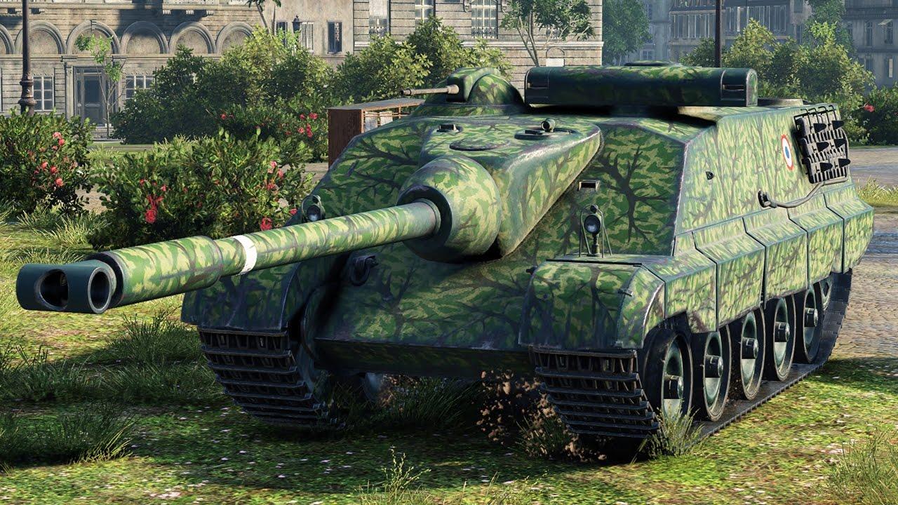 Foch 155 танк