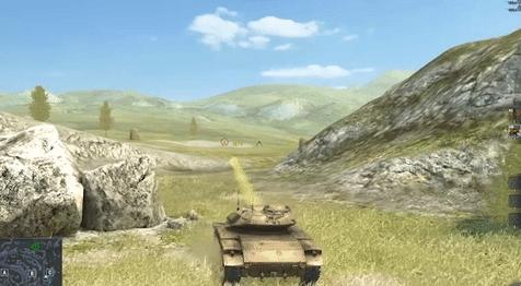 Модификации танков в событии
