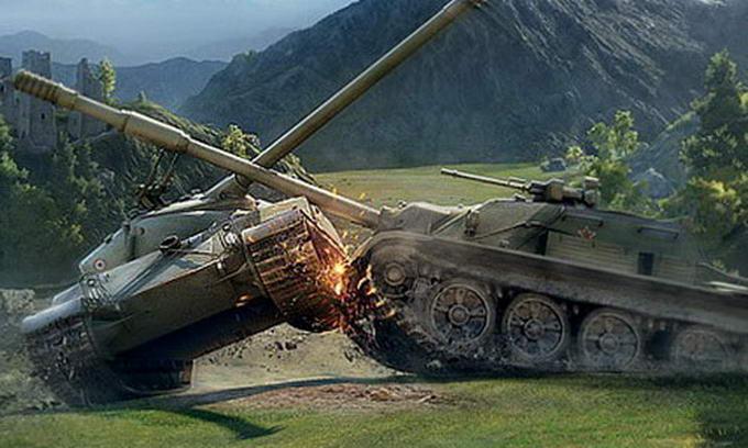 Foch 155 танк в вот блиц