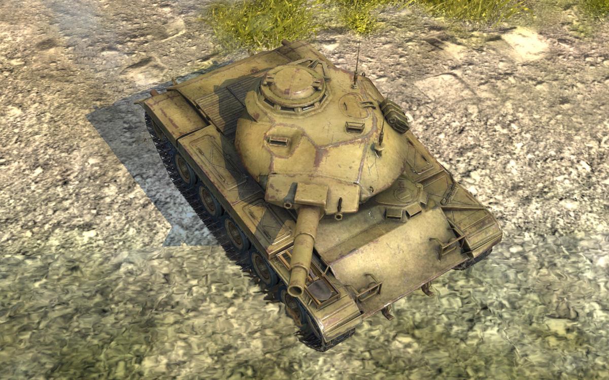 Т49ПТУР относится к 7 лвл.