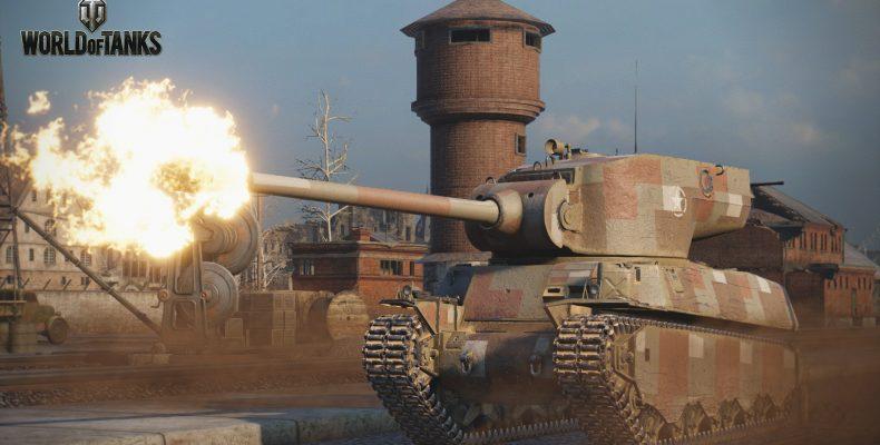 Попробуй Гусиные Истории с World of Tanks Blitz: горячий апрель 2017