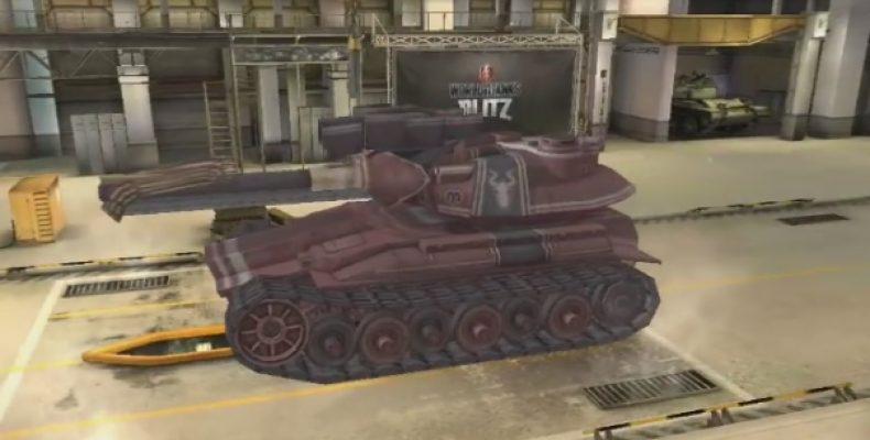 Тяжелый танк lupus wot: стоит ли покупать Лупуса в wot blitz?