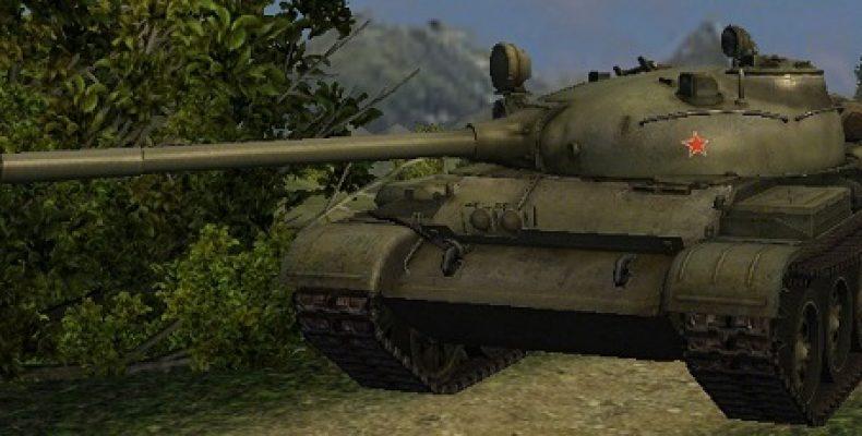 Видео T62A в игре ВОТ блиц: как воевать