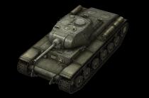 КВ 1С: первый серьезный танк в WOT Blitz